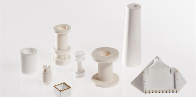 AdTech Ceramics | Products / Injection Molded Ceramics
